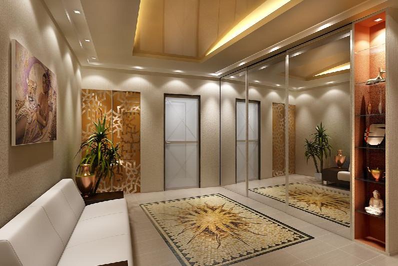 Дизайн прихожей и холла